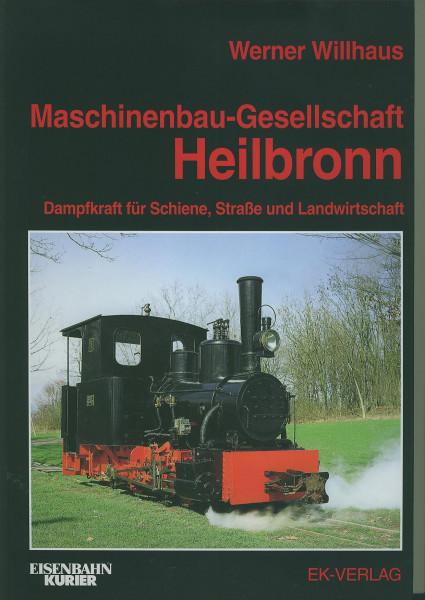Buch Maschinen-Baugesellschaft Heilbronn