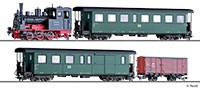 HOe-Zugset Gmp mit BR99.57 DR-3 4-tlg.