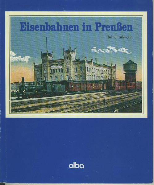 Buch Eisenbahnen in Preußen