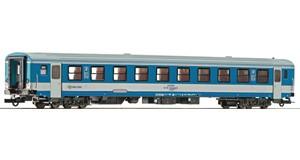 H0 Reisezugwagen 2. Klasse #1, MAV, Ep.6, DC