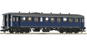 H0 Reisezugwagen, NS, Ep.3, DC
