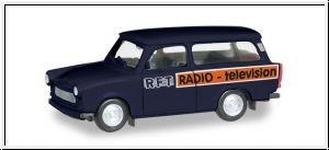 87 Trabant 601/Univ. 'RFT-Television' NH2020(03)