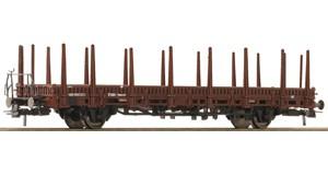 H0 Rungenwagen, DSB, Ep.3, DC
