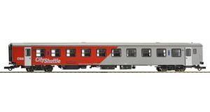 H0 Nahverkehrswagen 2. Klasse 'City-Shuttle', ÖBB, Ep.6, DC