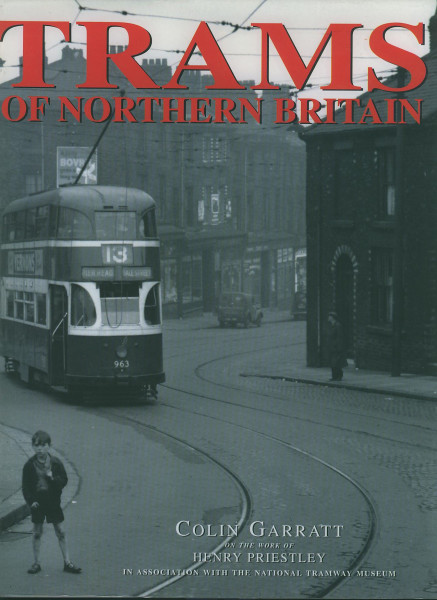 Buch Trams of Northern Britain