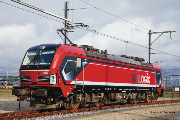 H0 Ellok BR 193.627/Vectron Raillogix Ep.VI SOUND