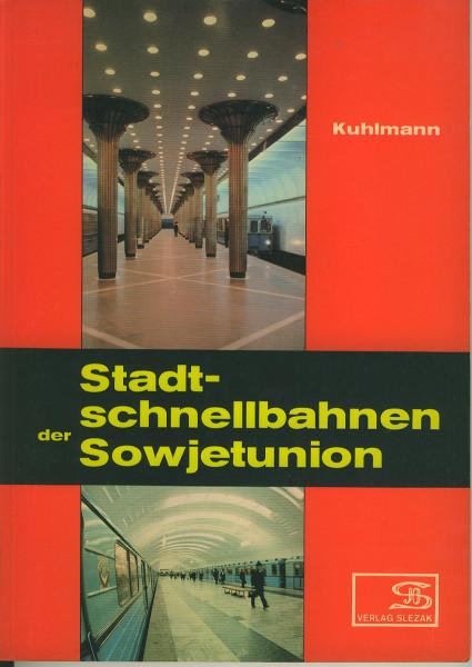Buch Stadtschnellbahnen der Sowjetunion