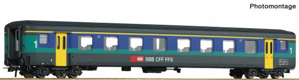 H0 EW-II-Reisezugwagen 1.Kl. SBB Ep.5/6