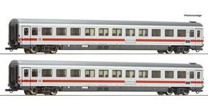 H0 IC-Wagen-Set 2. Klasse 2-tlg., DB-AG, Ep.6, DC