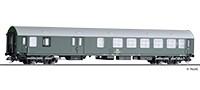 TT Reisezugwagen 2.Klasse mit Gepäckabteil BDmse DR Ep.IV