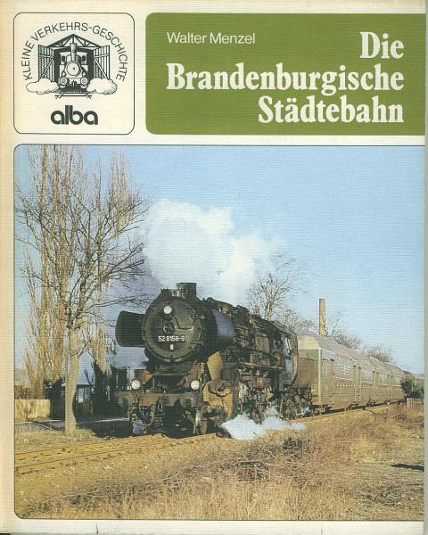 Buch Die Brandenburgische Städtebahn