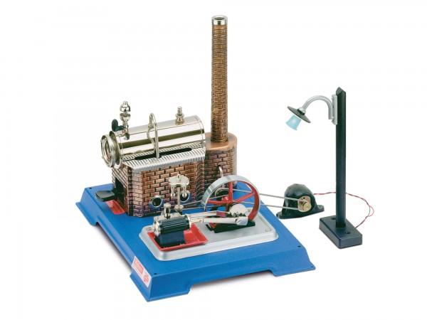 Dampfmaschine Licht-Edition