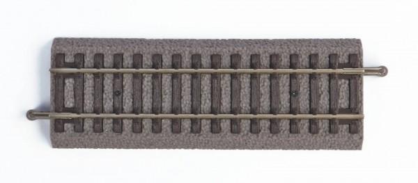 H0 B-Gleis Gerade 119mm [6]