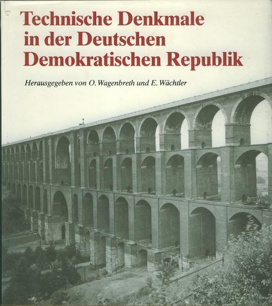 Buch Technische Denkmale in der Deutschen Demokratischen Republik