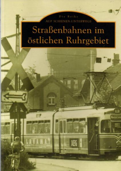 Buch Straßenbahnen im östlichen Ruhrgebiet