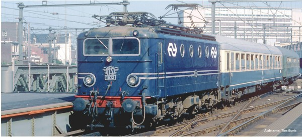 N Ellok BR1100 NS-4 blau N18/ANALOG