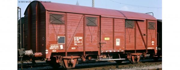 H0 Güterwagen Gs SNCF, IV