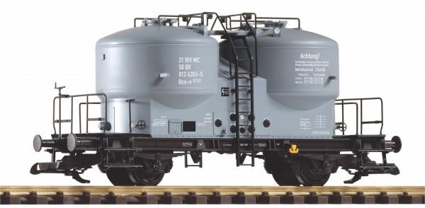 G Zementsilowagen/2-a./BrB DR-4 grau NH2020(II)