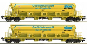 H0 Schwenkdachwagen, DB-AG, Ep.5-6, DC