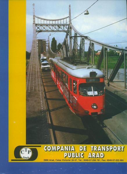 Buch Compania de Transport Public Arad