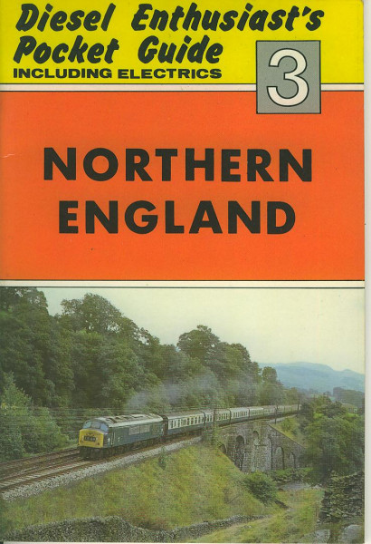 Buch Diesel Enthusiast's Pocket Guide 3 - Northern England