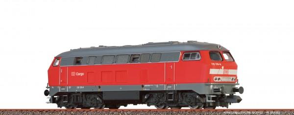 H0 Diesellok 216 DB, V, AC SOUND