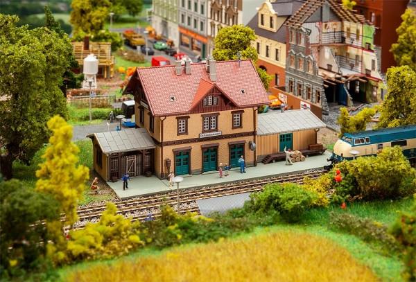 N Bahnhof 'Ochsenhausen'