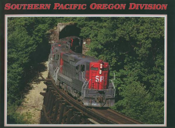 Buch Southern Pacific Oregon Division
