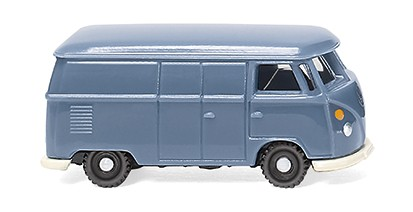 160 VW T1/Kasten 'Peltzer' blaugrau NH04/2020