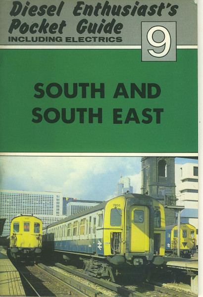 Buch Diesel Enthusiast's Pocket Guide 9 - South and South East