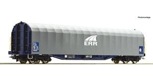 H0 Schiebeplanenwagen, ERR, Ep.6, DC