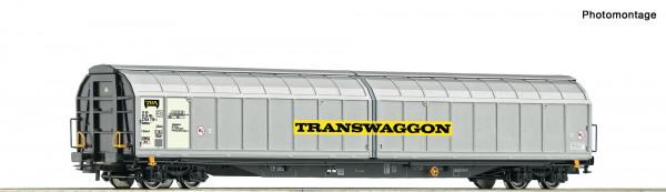 H0 Schiebewandwagen Transwaggon Ep.6