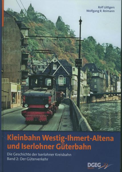 Buch Kleinbahn Westig-Ihmert-Altena und Iserlohner Güterbahn
