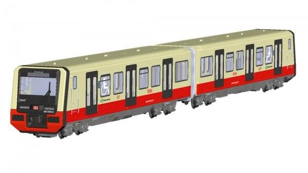 87 Siemens S-Bahn-Berlin BR483.001 2-tlg. NH2020(12)