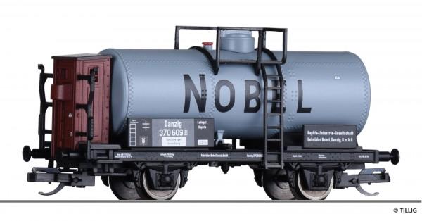 TT Kesselwagen K.P.E.V. Ep.I 'Naphta-Industrie-Gesellschaft Gebrüder-Nobel'