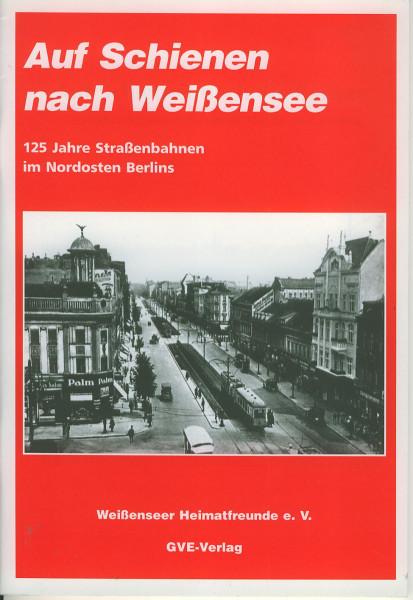 Buch Auf Schienen nach Weißensee
