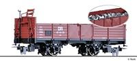 HOe-Güterwagen/2-a. offen, DR-3 mit Ladung