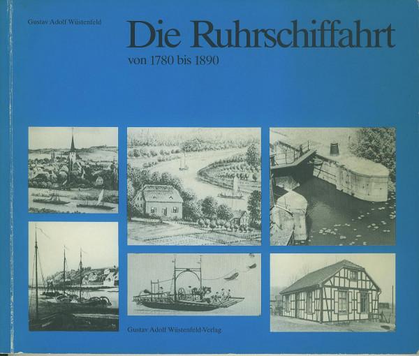 Buch Die Ruhrschiffahrt von 1790-1890
