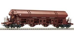 H0 Schwenkdachwagen, FS, Ep.6, DC