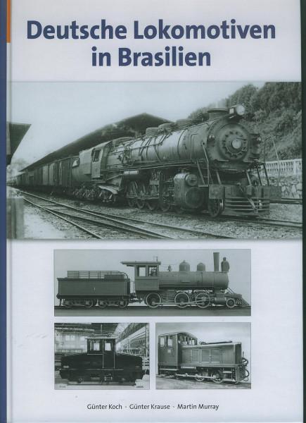 Buch Deutsche Lokomotiven in Brasilien