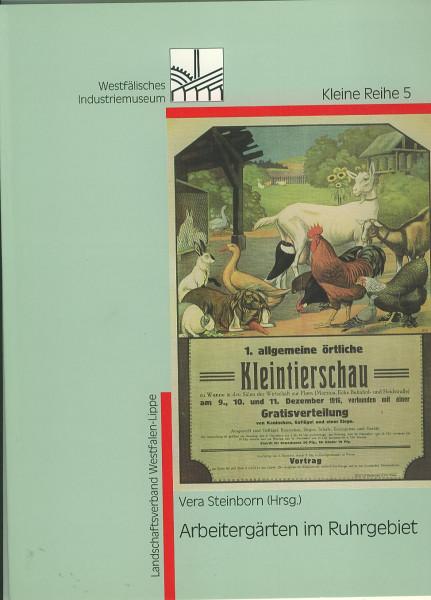 Buch Arbeitergärten im Ruhrgebiet