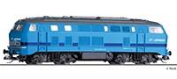 TT START-Diesellok BR 218 'TT-Express'