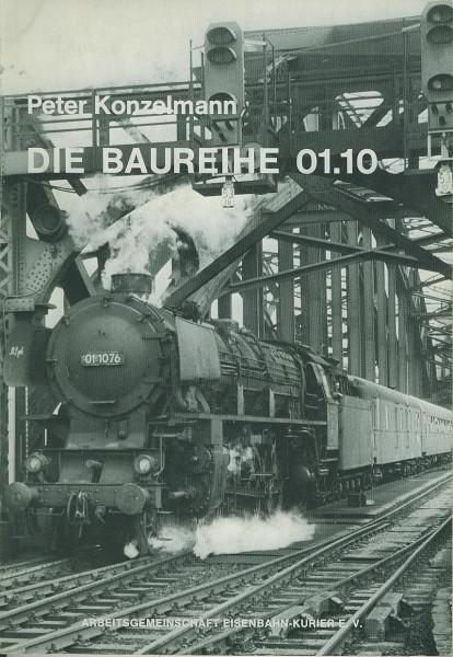 Buch Die Baureihe 01.10