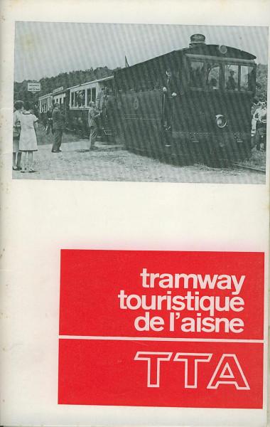 Buch Tramway Touristique de l'Aisne