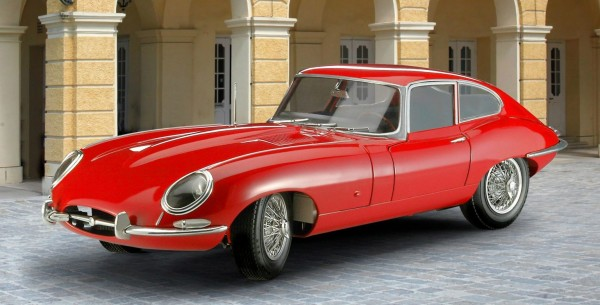 Jaguar E-Type (Coupé)