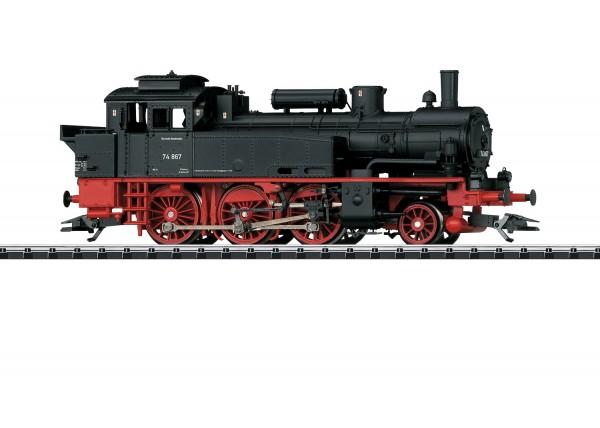 H0 Dampflok BR74.867 DB-3 SOUND NH2020
