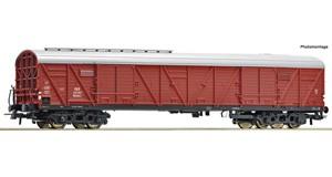 H0 Gedeckter Güterwagen, PKP, Ep.3, DC