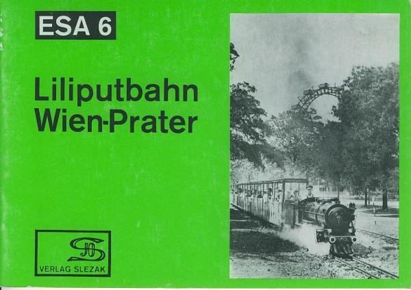 Buch Liliputbahn Wien-Prater