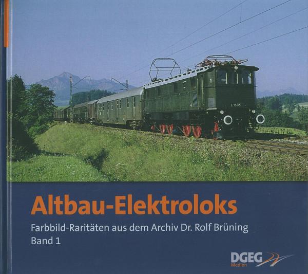 Buch Altbau-Elektroloks