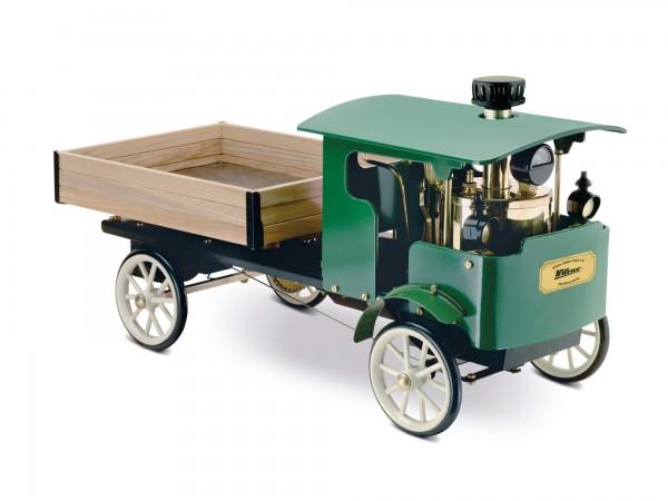 Dampf-Lastwagen